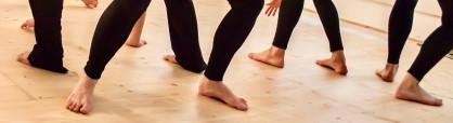 tanečně pohybová terapie